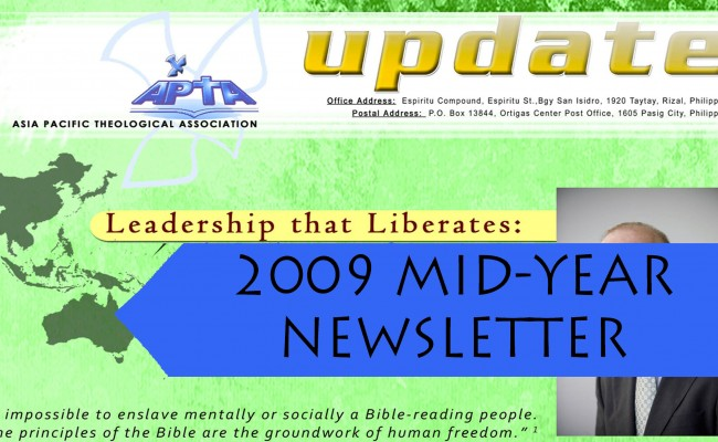 2009 Mid-year Update